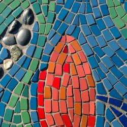 Lonsdale Quay Mosaic